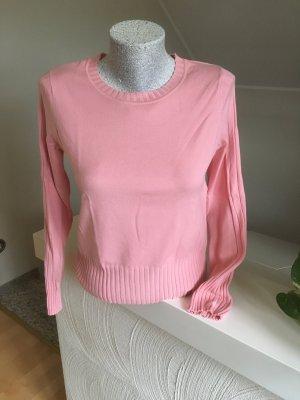 Pullover, EDC, rosa, Größe M, guter Zustand