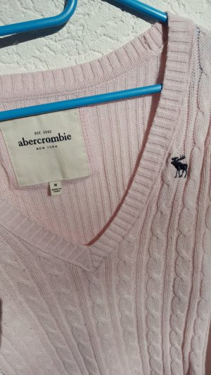 Abercrombie & Fitch Cable Sweater multicolored