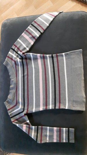 Esprit Sweater zwart-beige