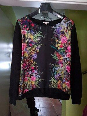 pullover Esprit XL mit Blumenmuster