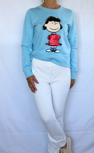 Essentiel Antwerp Sweater Twin Set azure