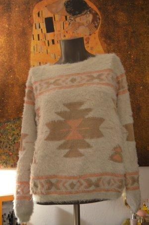 Pullover Ethno/Aztek