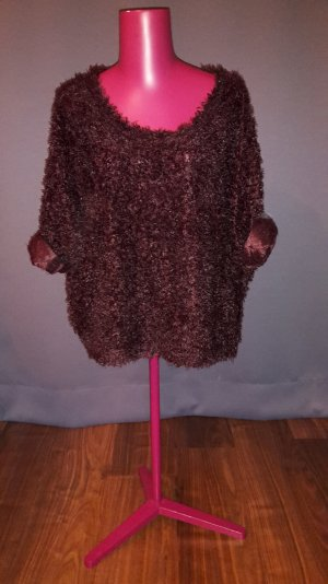 Pullover Fake Fur Oversized