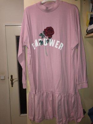 Asos Maglione lungo rosa