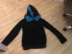 Pullover flauschig