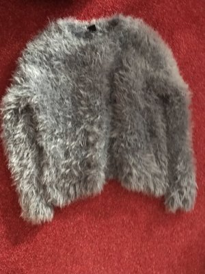Pullover fluffig flauschig Puschel