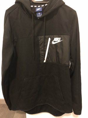 Nike Hooded Sweater black
