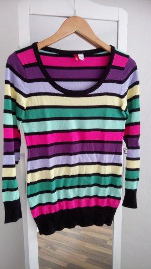Pullover Gestreift H&M