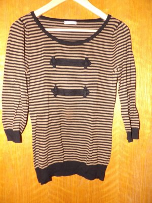 3 Suisses Sweater black-brown