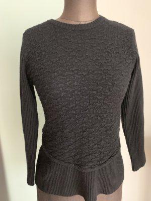Pullover Gr 36 38 S von Kathleen Madden schwarz