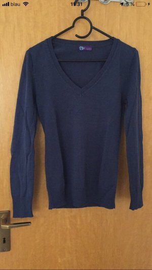 AJC Knitted Sweater blue