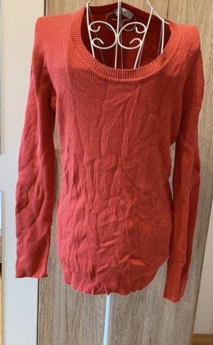 Pullover *Gr. 44/46* Rot *Vivien Caron*