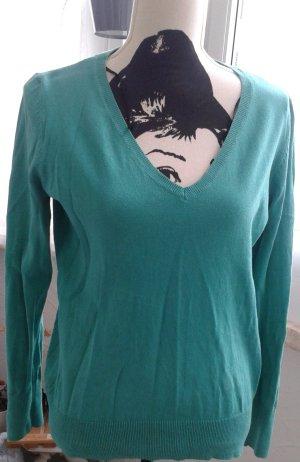 Pullover, Gr.M, grün