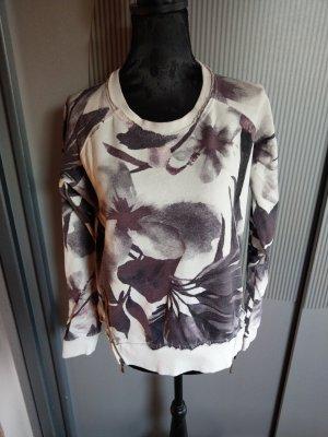 Pullover grau beige Khujo