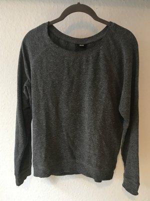 Pullover grau meliert H&M Gr. S