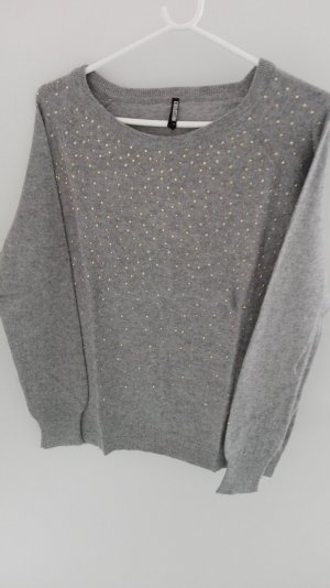 Colloseum Crewneck Sweater grey polyester