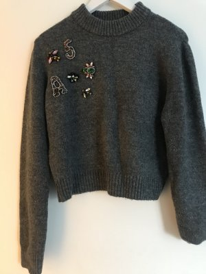 Pullover grau Zara neuwertig