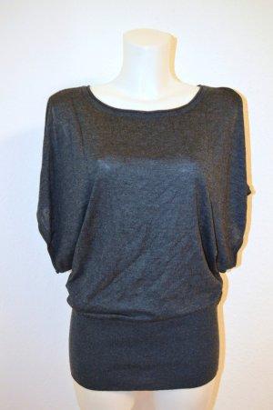 Pullover Grey Viscose Gr. 34 Neu Etikett