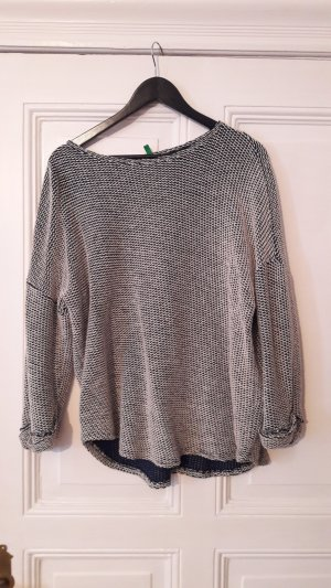 Benetton Sweater veelkleurig