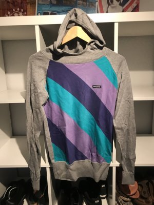 Mazine Hooded Sweater multicolored