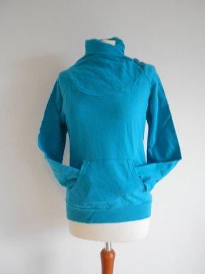 Pullover Größe S türkis