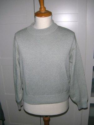 Pullover, grün, mint, H&M, Gr. S