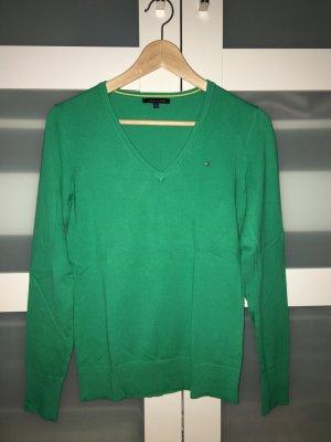 Pullover, grün, Tommy Hilfiger, Größe S