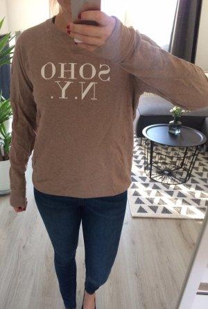 Pullover • H&M • Gr.M • braun