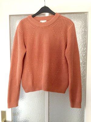 Pullover H&M M nude aprikot