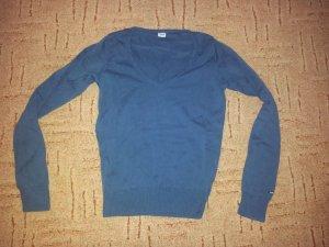 Pullover H2O Gr. S dunkelblau-anthrazit
