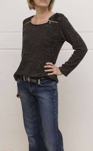 PULLOVER Hailys, Made in Italy, Gr. 38-40, TOP