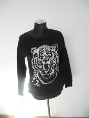 Pullover Hallhuber Gr. M Tiger