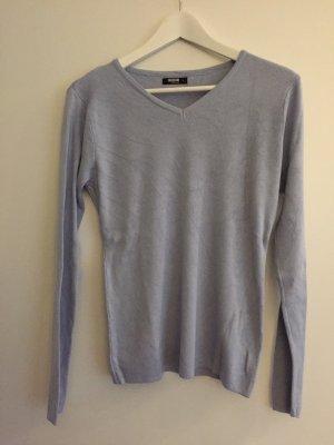 Pullover hellblau und rosa Größe L