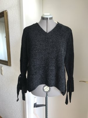 Oversized Sweater multicolored mixture fibre