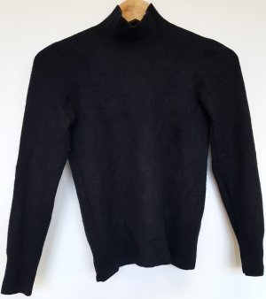 Hermès Pull en cashemire noir