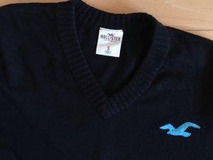 Pullover Hollister S dunkelblau