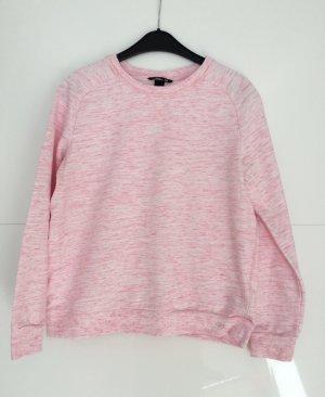 Pullover Hoodie in rosa