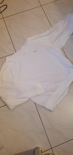 Puma Sweatshirt blanc