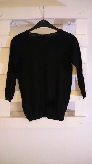 Pullover I Punkte I schwarz I Mango I XS I NEU