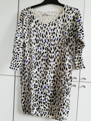 Pullover im Animalprint Leomuster