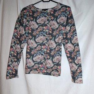 Pullover im Blumenmuster / Flower – Hippie Look von H&M