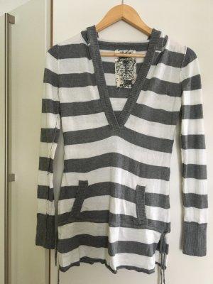 Pullover im Streifenlook von QS