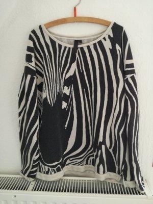 Pullover im Zebra Lock von Rainbow