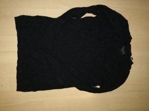 Pullover im Zopfstil
