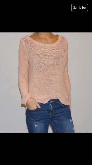 Pullover  in Apricot