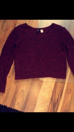 Pullover in Dundelrot von H&M Gr xs wie s :)