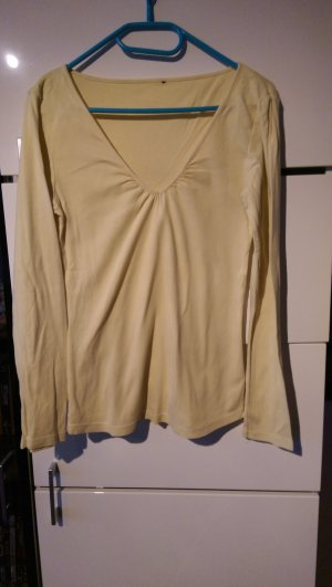 Pullover in gelb von Amisu
