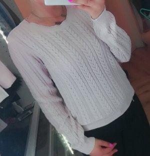 Pullover in Hellrosa