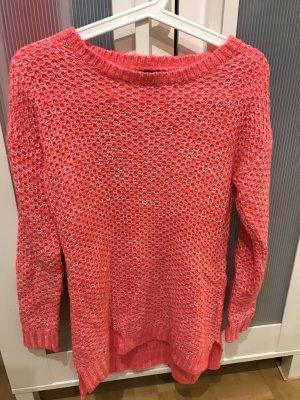 Pullover in Koralle von Forever 21