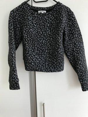 Pullover in leoprint von Glamorous